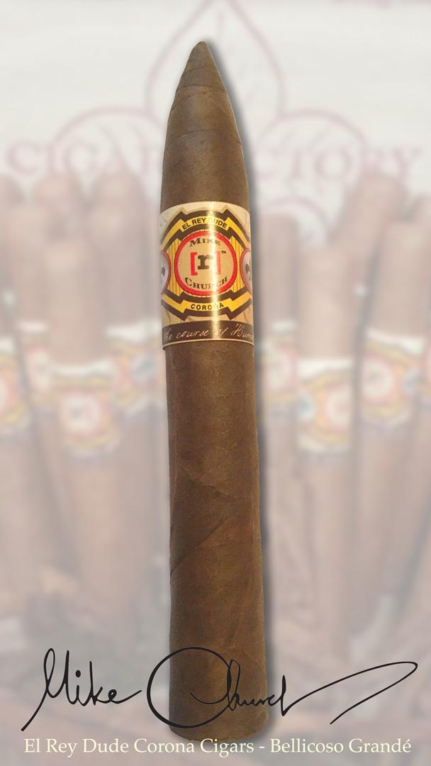 Corona Cigars – Bellicoso Size