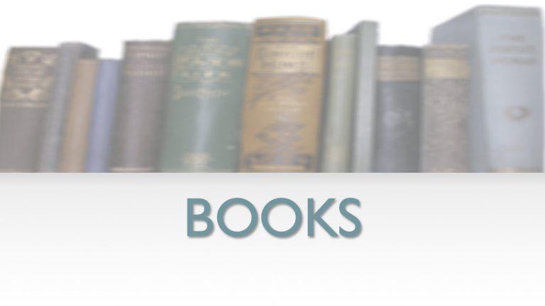From Mike Church's Studio Bookshelf