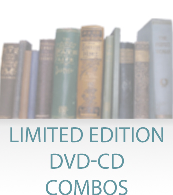 Limited Edition DVD-CD Combo Sets