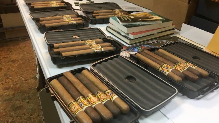 Cigar Travel Humidor