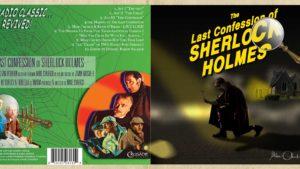 Last Confessions Sherlock Holmes CD